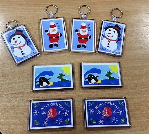 Magnets and keyrings1
